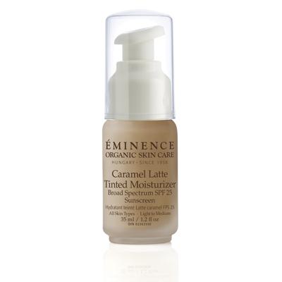 Eminence Organics Caramel Latte Tinted Moisturizer Spf 25 400x400